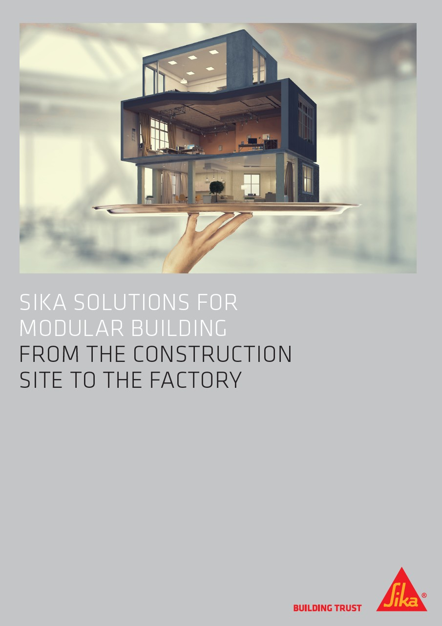 Solutions for Modular Building - Construction Site to Factory (EN)